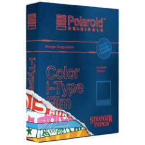 Polaroid Originals Polaroid Colour Film I-Type Stranger Things (Limited)