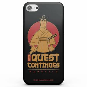 Cartoon Network Samurai Jack My Quest Continues Phone Case for iPhone and Android - Samsung S7 - Snap Case - Gloss