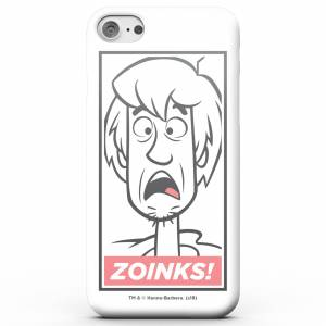 Scooby Doo Zoinks! Phone Case for iPhone and Android - Samsung S6 Edge - Snap Case - Gloss