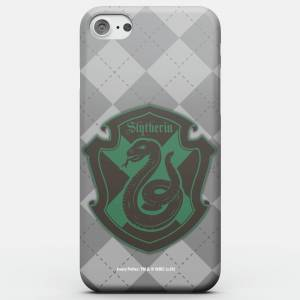 Harry Potter Phonecases Slytherin Crest Phone Case for iPhone and Android - iPhone 8 - Snap Case - Gloss