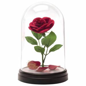 Paladone Beauty and the Beast Enchanted Rose Light