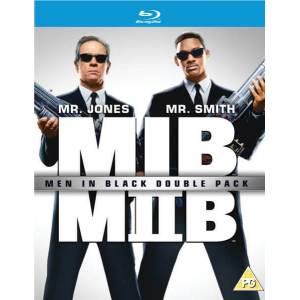Sony Men in Black 1 and 2