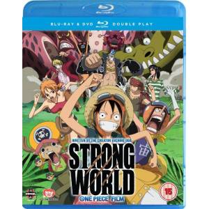 Manga Entertainment One Piece The Movie: Strong World (Includes DVD)