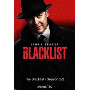 Sony The Blacklist - Seasons 1 & 2 (Includes UltraViolet Copy)