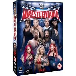 Network WWE: WrestleMania 32 - Ultimate Collector's Edition
