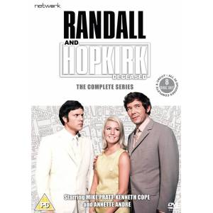 Network Randall and Hopkirk (Deceased): The Complete Series