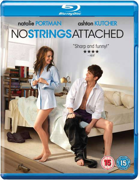 Paramount Home Entertainment No Strings Attached