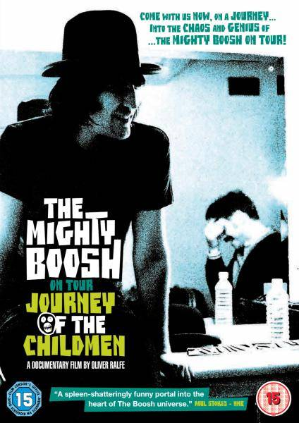 Universal Pictures Journey of the Childmen: The Mighty Boosh