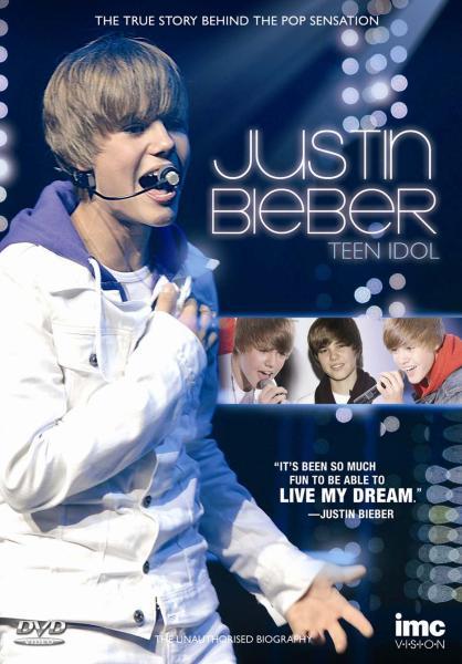 IMC Vision Justin Bieber: Teen Idol