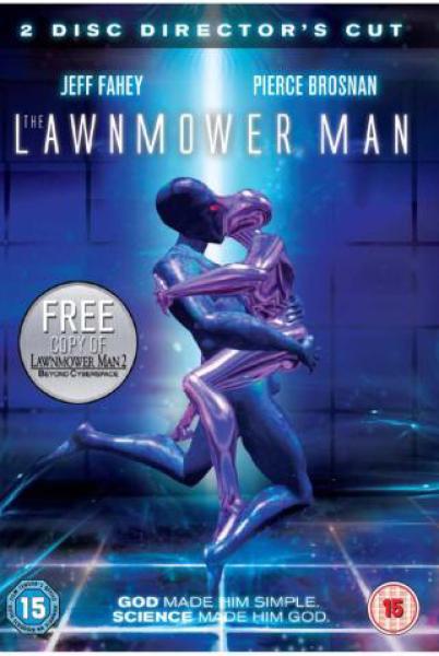 Universal Pictures Lawnmower Man / Lawnmower Man 2: Beyond Cyberspace