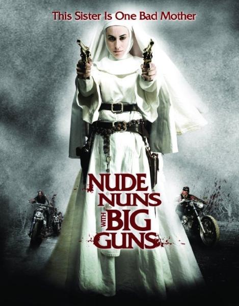 Spirit Entertainment Nude Nuns With Big Guns