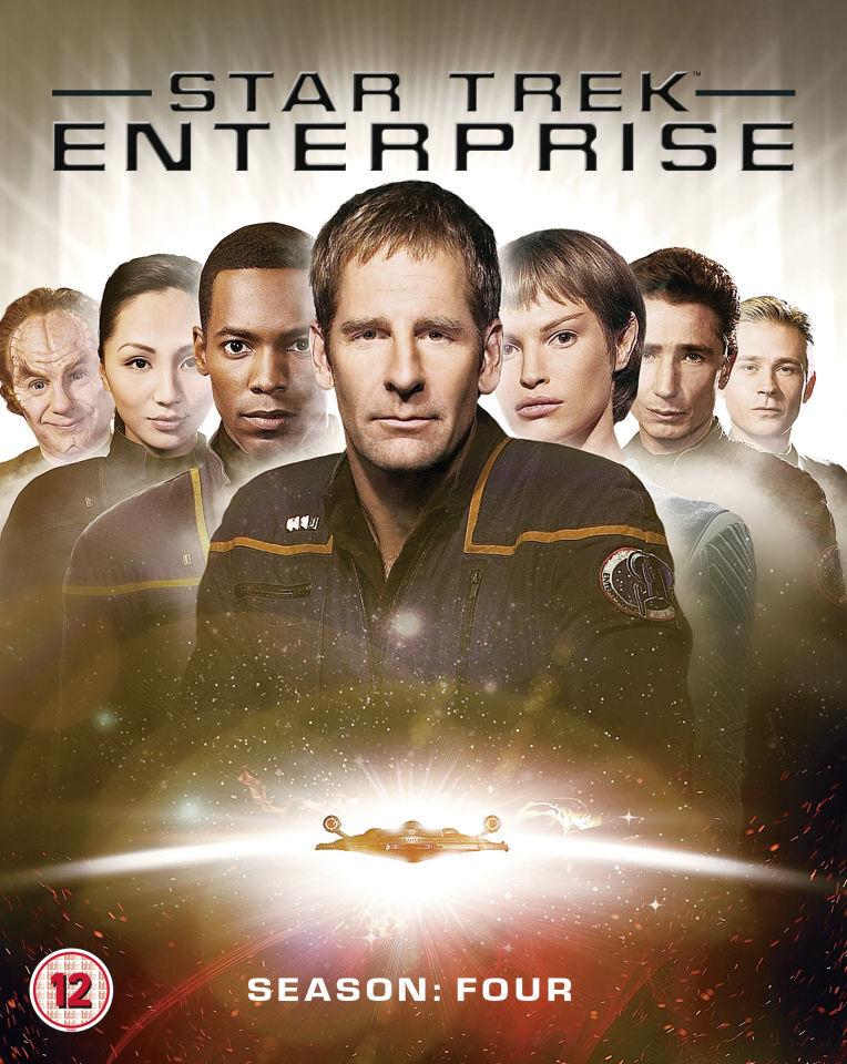 Paramount Star Trek: Enterprise - Season 4