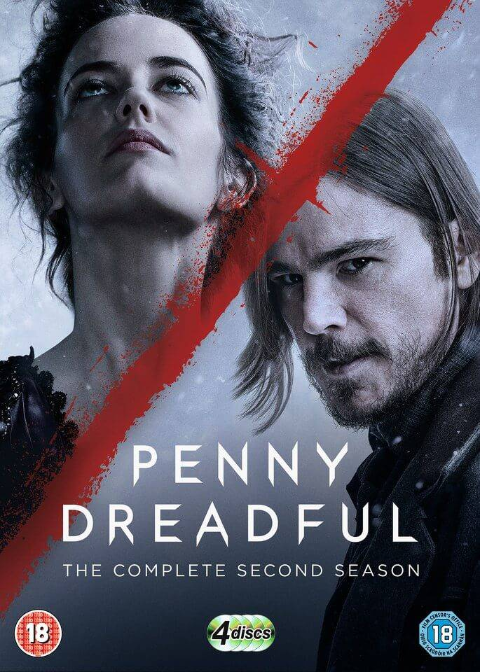 Universal Pictures Penny Dreadful - Season 2