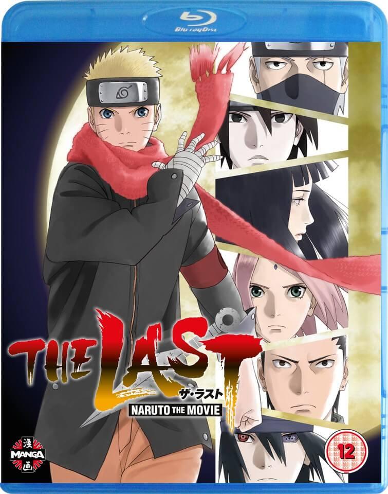 Manga Entertainment The Last Naruto Movie