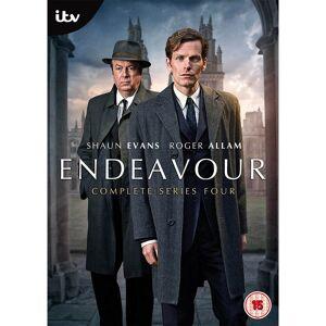 ITV Home Entertainment Endeavour - Series 4