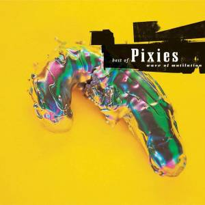 4AD Wave Of Mutilation: The Best Of Pixies - Vinyl