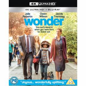 Lions Gate Home Entertainment Wonder - Ultra HD