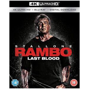 Lions Gate Home Entertainment Rambo: Last Blood - 4K Ultra HD