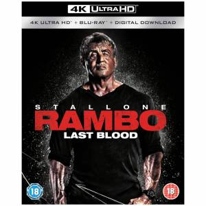 Lions Gate Home Entertainment Rambo: Last Blood - 4K Ultra HD