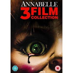 Warner Bros. Annabelle - 3 Film Collection