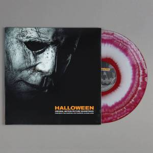 Sacred Bones Records Halloween OST 'Bloody Knife' Colour LP