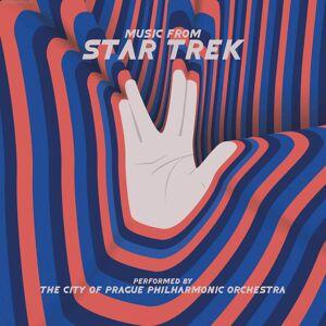 Diggers Factory Music from Star Trek 2x LP
