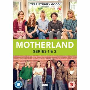 Lions Gate Home Entertainment Motherland Series 1 & 2