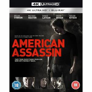 Lionsgate American Assassin - 4K Ultra HD (Includes Blu-ray)