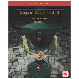 Manga Entertainment Saga of Tanya The Evil: The Complete Series