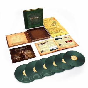 Rhino Warner The Lord Of The Rings: The Return Of The King - The Complete Recordings LP Set