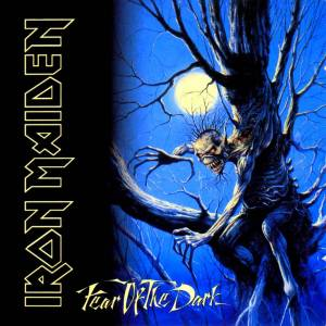 PLG UK Catalog Iron Maiden - Fear of the Dark LP
