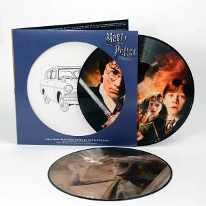 Rhino Atlantic John Williams - Harry Potter And The Chamber Of Secrets Picture Disc