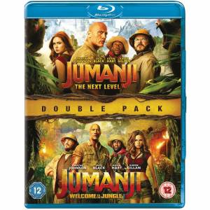 Sony Jumanji: The Next Level & Welcome To The Jungle