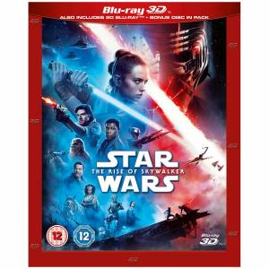 Disney Star Wars: The Rise of Skywalker 3D