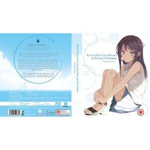 MVM Rascal Does Not Dream of Bunny Girl Senpai Blu-ray Collectors Edition