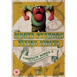 Network Monty Python's Flying Circus: The Complete Series 2