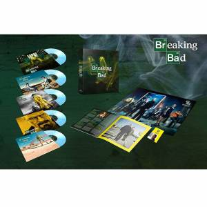 Music on Vinyl Breaking Bad - Series 5 10 Inch Vinyl Box Set