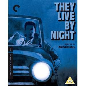 CRITERION COLLECTION They Live By Night