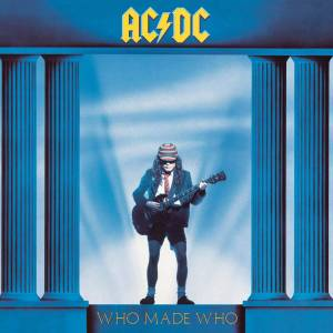 Epic AC/DC - Who Made Who LP