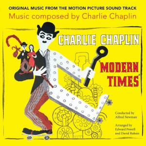 Strickly Limited Edition Record Company Charlie Chaplin - Modern Times LP