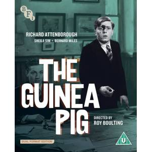 BFI The Guinea Pig - Dual Format Edition