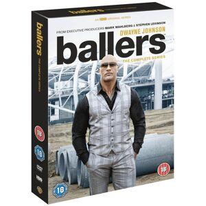 Warner Bros. Ballers: The Complete Series
