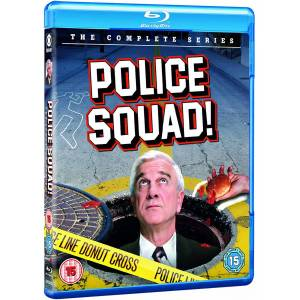 Mediumrare Police Squad!: The Complete Series