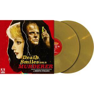 Arrow Records Death Smiles On A Murderer (Gold Vinyl)