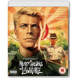 Arrow Academy Merry Christmas Mr Lawrence