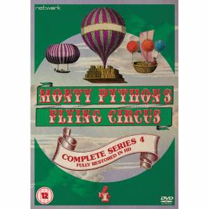 Network Monty Python's Flying Circus: The Complete Series 4