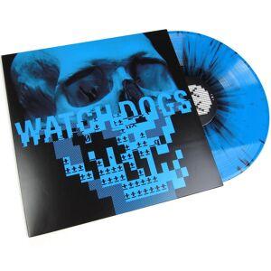 Invada Watch Dogs Original Soundtrack Limited Edition Blue LP