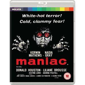 Powerhouse Films Maniac (Standard Edition)