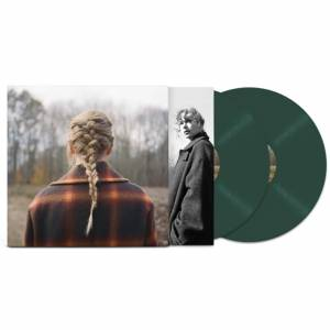 UMC Taylor Swift - Evermore Deluxe Edition 2xLP (Green)