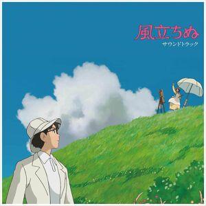 Studio Ghibli Records - The Wind Rises: Soundtrack 2xLP